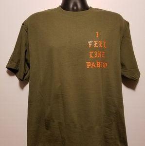 Other - Kanye West - I feel like Pablo - Army Green - New